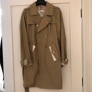 Coach Women's Mad Long Trench Coat